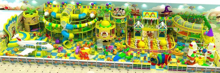 甘南儿童乐园供应商 加盟资讯 游乐设备第1张