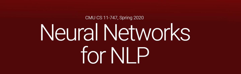 新手学NLP,该从哪里入手?CMU 自然语言处理公开课 及课程辅助开源项目:NLP关键概念集