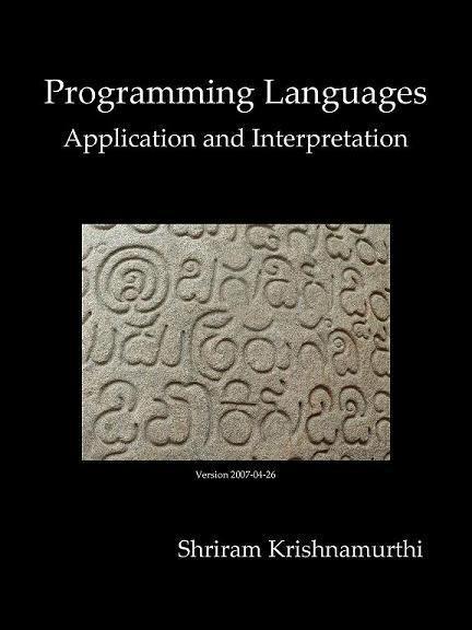 Programming Languages: Application and Interpretation【译5】