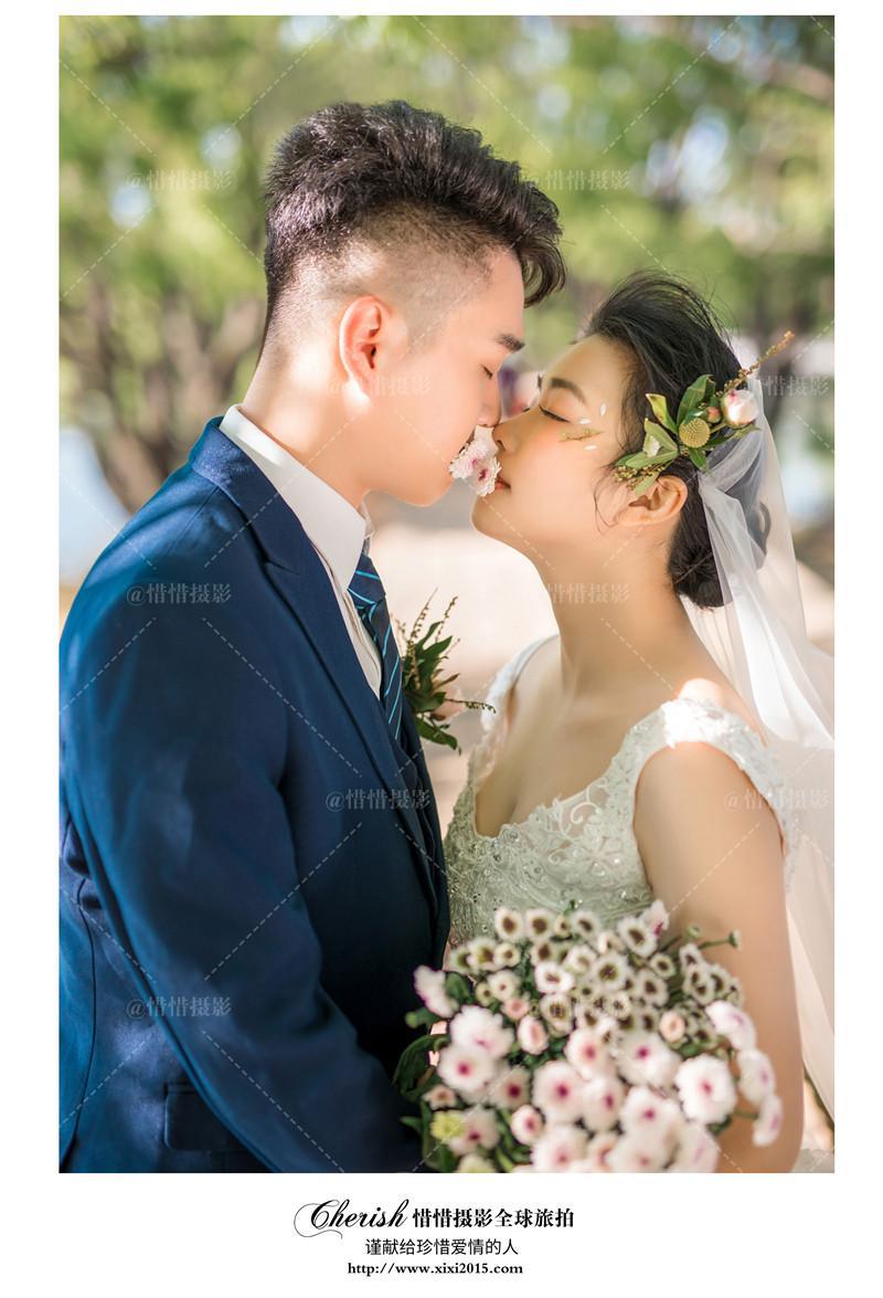 婚纱照文案_中式婚纱照文案