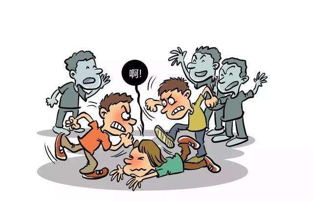 校园暴力扒衣_校园暴力事件频发,究竟是什么害了孩子? - 知乎