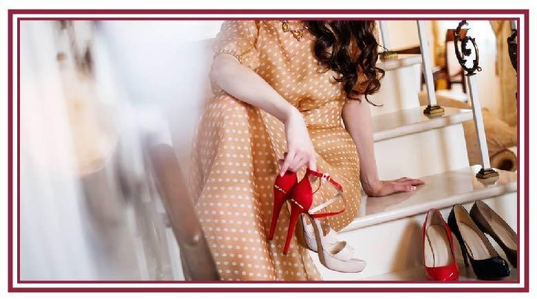 哪种高跟鞋穿着舒服_{高跟鞋礼仪} 7种款式的高跟鞋,如何才能穿出优雅呢? - 知乎
