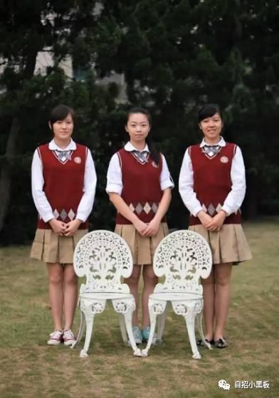 帽衫_上海中学校服大比拼,看看你的母校上榜了吗? - 知乎