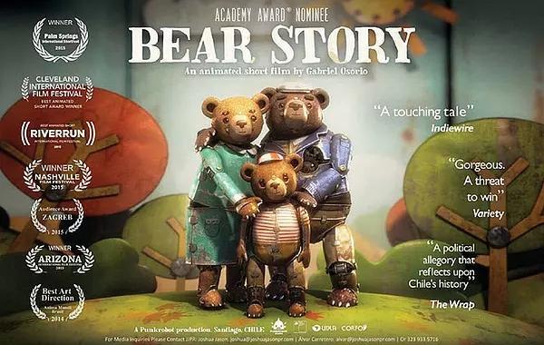 《熊的故事》为什么说本片是谈保护动物的?
