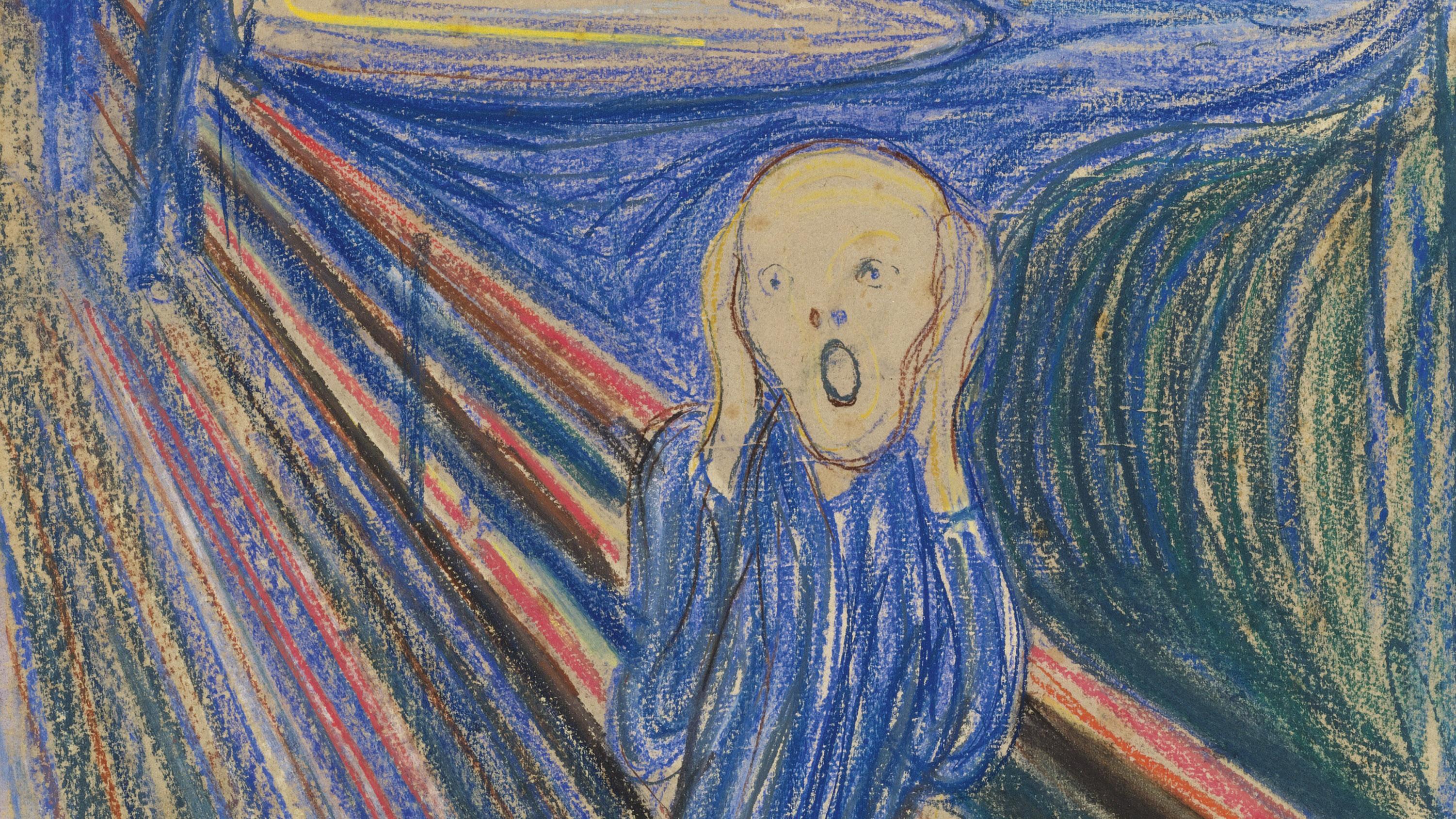为什么现代艺术家不好好画画