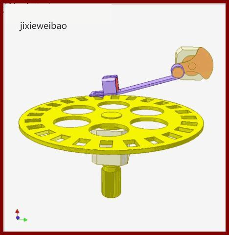 接触器的作用_趣味动态图展示24种棘轮传动机构,大开眼界 - 知乎
