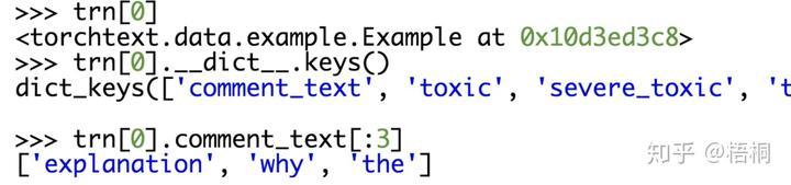 pytorch学习笔记—Torchtext - 知乎