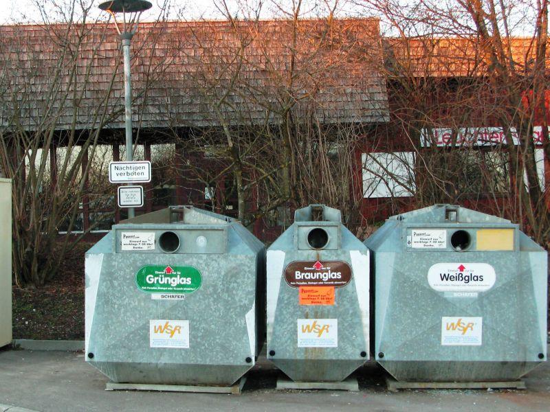 食物垃圾处理器 知乎_在德国垃圾如何分类你都清楚了吗? - 知乎