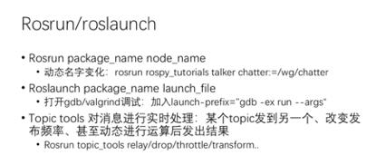 ROS系列之ROS使用和开发的常用工具/API - 知乎