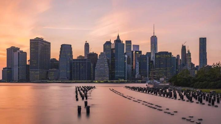 纽约的建筑奇迹,美国梦开始的地方
