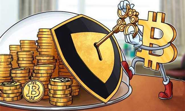 【新手教程2】比特币等虚拟币资产放在交易平台钱包安全吗?虚拟币钱包详解