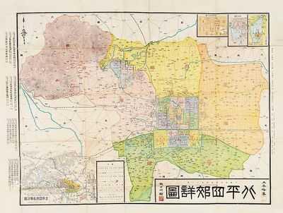 请问北京多少人口数量_北京人口数量分布图
