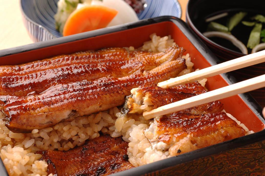Image result for 鳗鱼饭