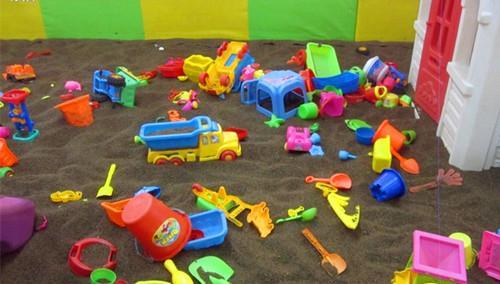 西安怎么开一家儿童乐园? 加盟资讯 游乐设备第1张
