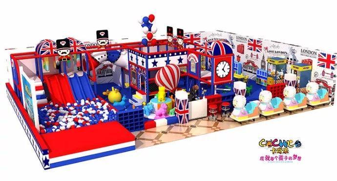 2020年儿童淘气堡乐园主题风格大盘点! 加盟资讯 游乐设备第4张