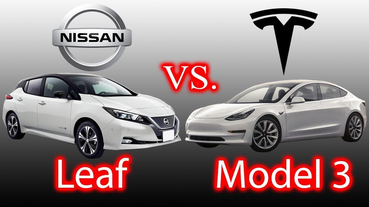 特斯拉VS 日产聆风 防止电池自燃的两种思路
