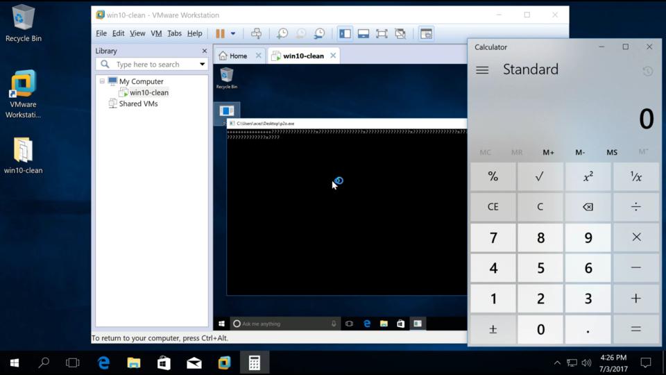 利用一个堆溢出漏洞实现VMware虚拟机逃逸