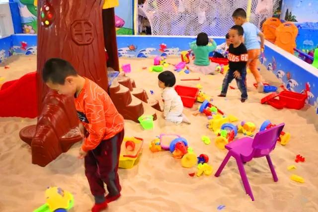 渭南开儿童乐园挣钱吗? 加盟资讯 游乐设备第1张