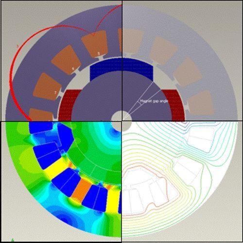 电机电磁设计_电机中的电磁场(一) - 知乎
