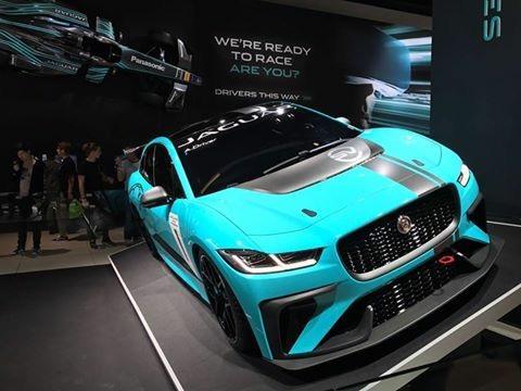IAA2017-法兰克福,电动汽车的盛会
