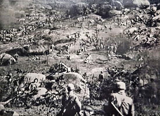孟良崮战役局部解析——整编74师最后的五天- 知乎