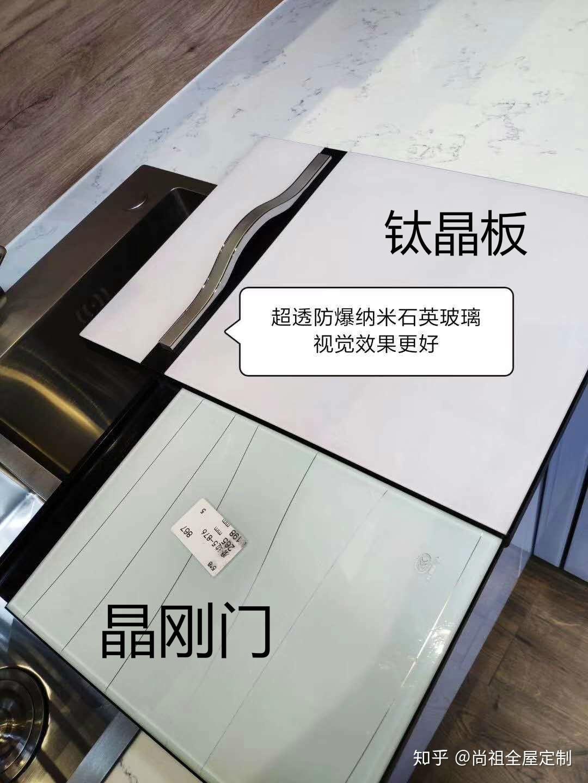 橱柜晶钢门板_全屋定制   高光材质橱柜门板解析 - 知乎