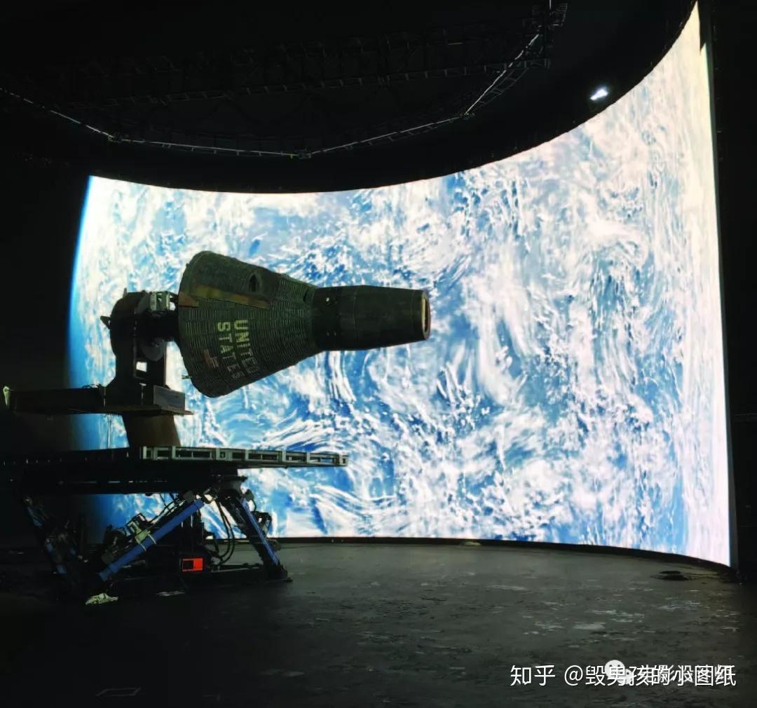 月球的科幻电影_为什么中国拍不出像《星际穿越》《降临》《太空旅客》的太空 ...