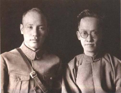 """写母亲的小传_胡汉民小传:归来仍旧是书生,与蒋介石争权的国民党""""大佬 ..."""