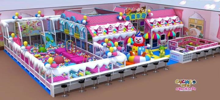 2020年儿童淘气堡乐园主题风格大盘点! 加盟资讯 游乐设备第1张