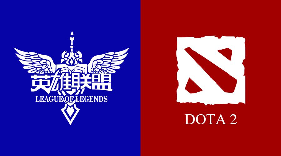 用数据的方式来撕逼:LOL vs DOTA2