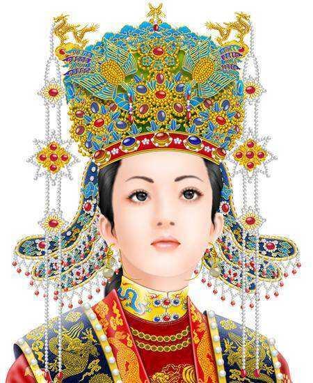 【传统嫁衣】盘点中国各朝代汉族新娘的婚服