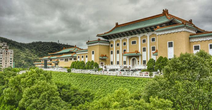 第一来台北故宫博物馆你需要知道的事-附攻略