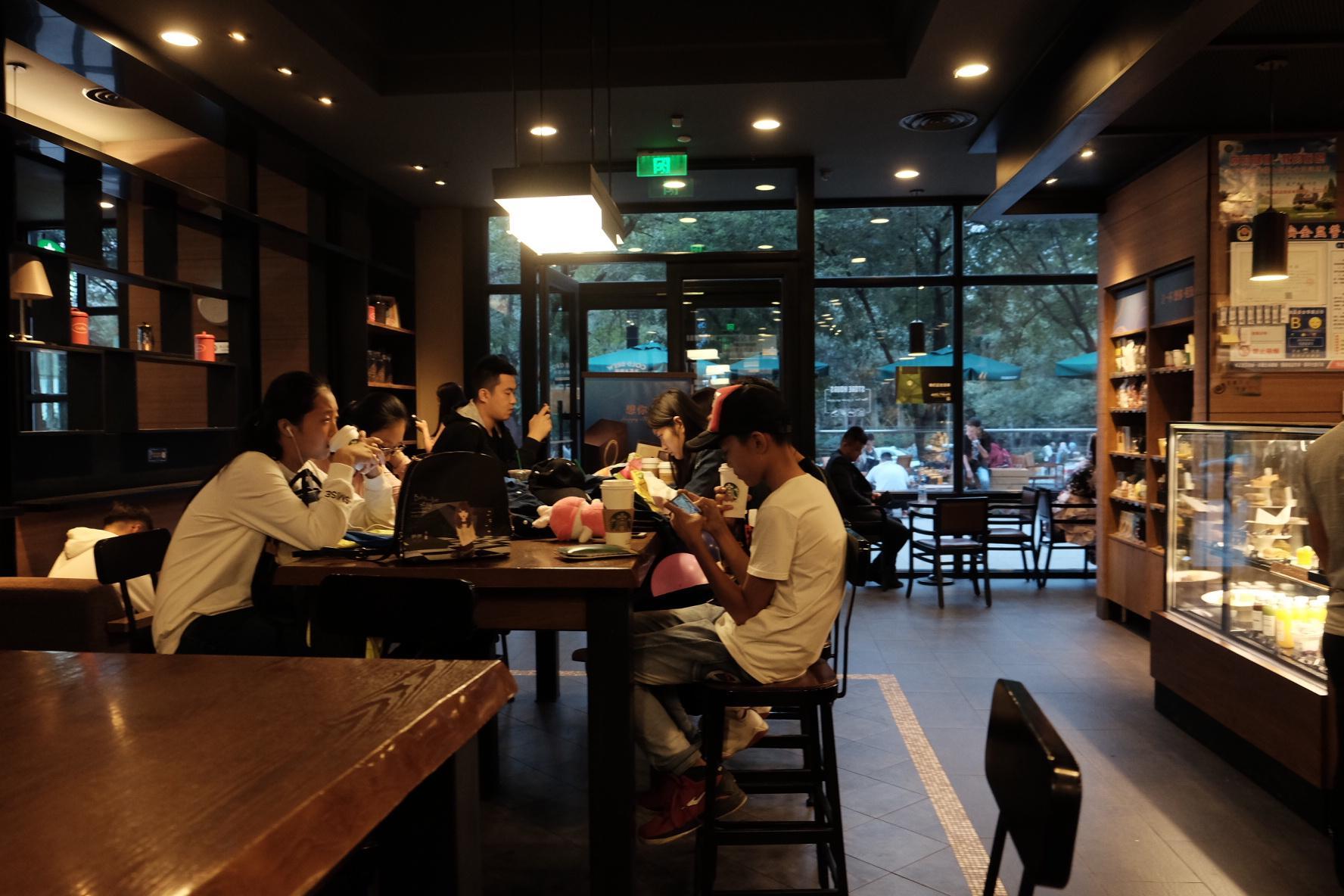 星巴克与太平洋咖啡:商业咖啡界的天梯排位
