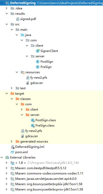 PDF签名系列(3):JavaServlet的分离签署实践- 知乎