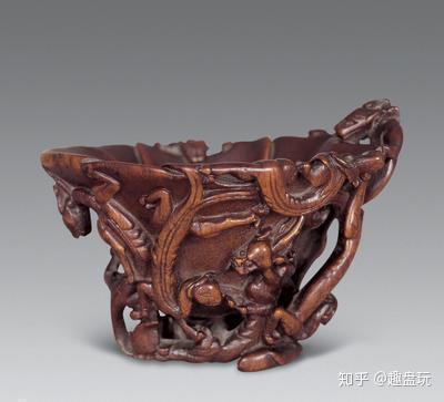 披毛犀角是什么文玩?文玩披毛犀和亚洲犀角有什么不同?