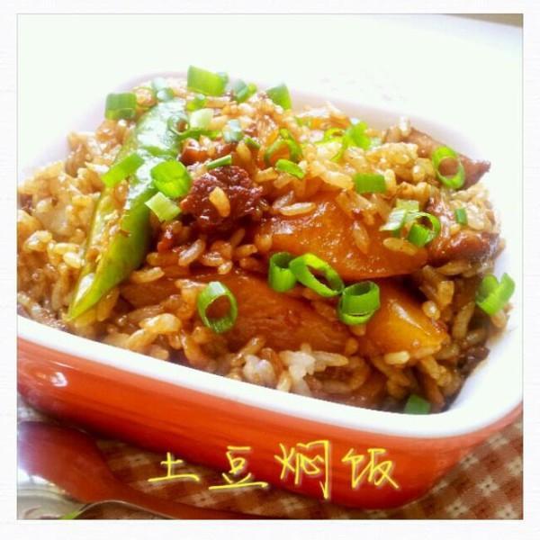 怎么蒸黑米饭_电饭锅版土豆焖饭,怎么做都好吃 - 知乎