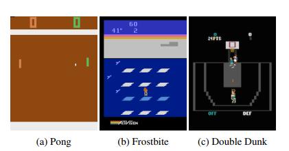 论文笔记之:Deep Recurrent Q-Learning for Partially Observable MDPs