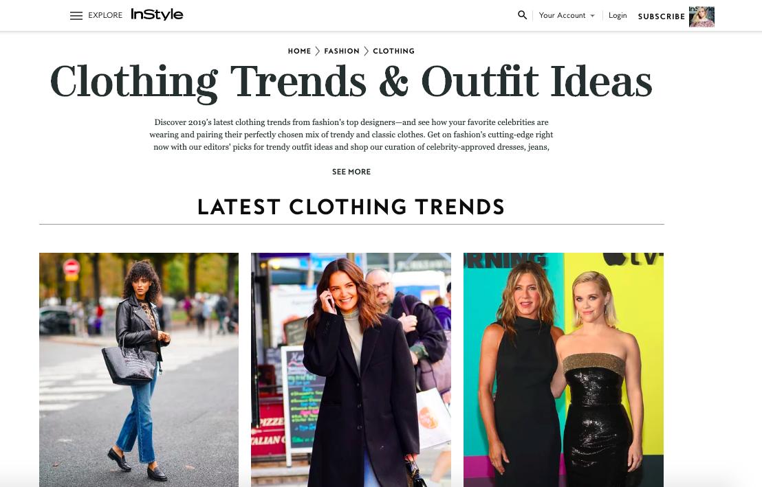 国外 网站:国外哪些服装时尚网站可以推荐?-U9SEO