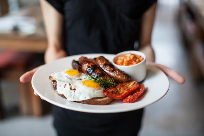 美式早餐店_为什么说英式早餐是英国黑暗料理的一股清流? - 知乎