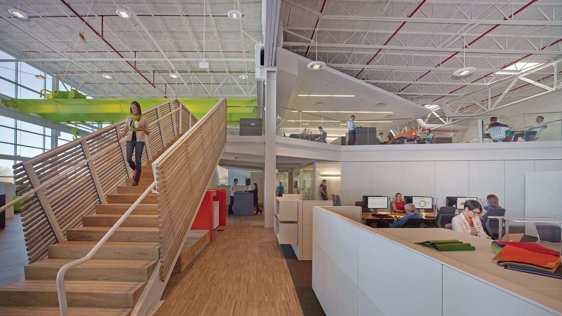 为什么你的办公室被设计成了这样?我们和全球第一办公空间制造商的用户研究员聊了聊