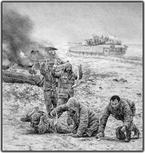 海湾战争笔记——伊拉克视角(之一)