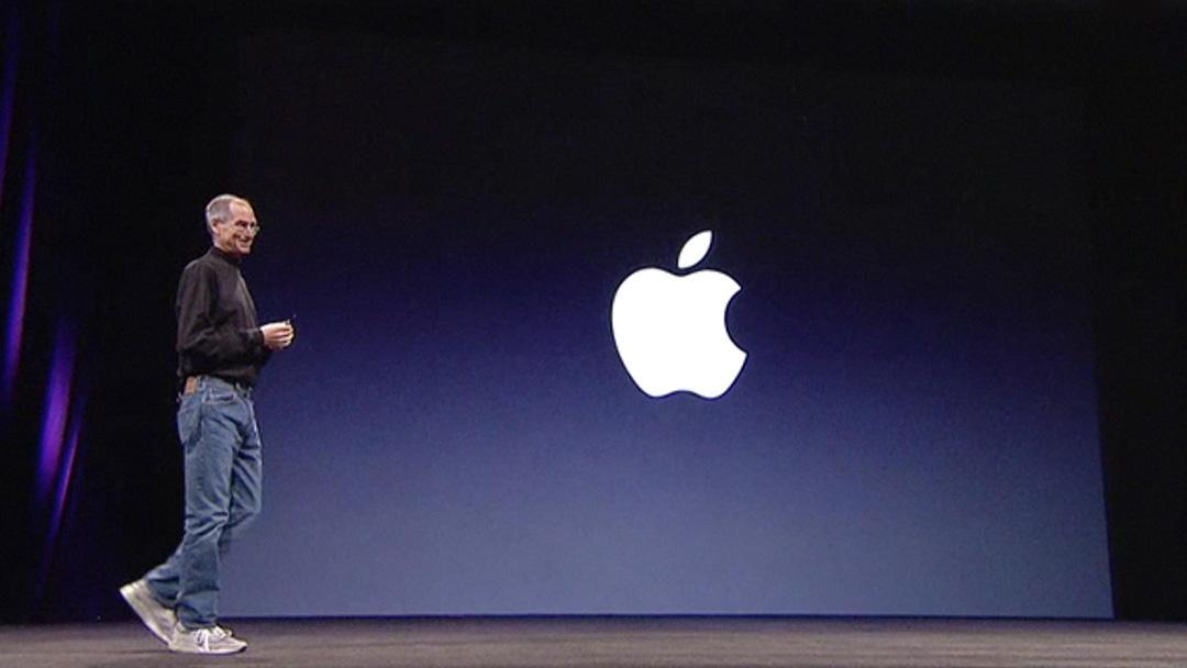 为什么苹果发布会的幻灯片要使用渐变背景
