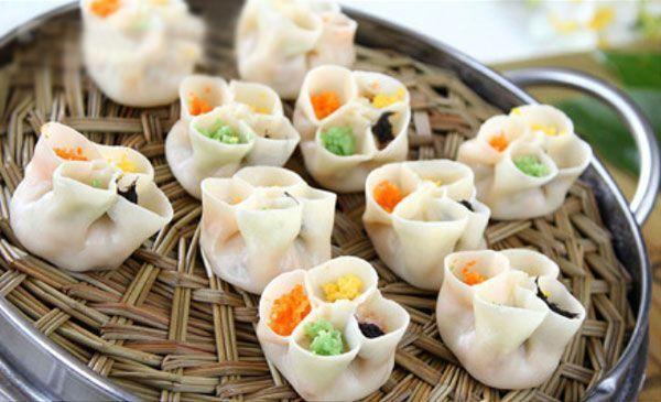 """百年老店德长发饺子,被誉为""""神州一绝"""""""