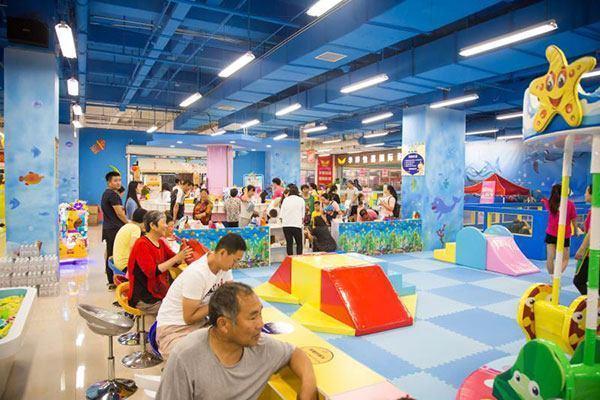 甘肃儿童乐园开在哪里比较挣钱? 加盟资讯 游乐设备第2张