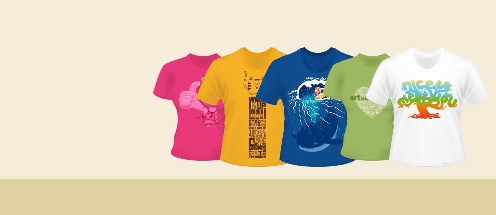 自己改t恤_T恤印花图案设计师与丝网印花打样-知乎