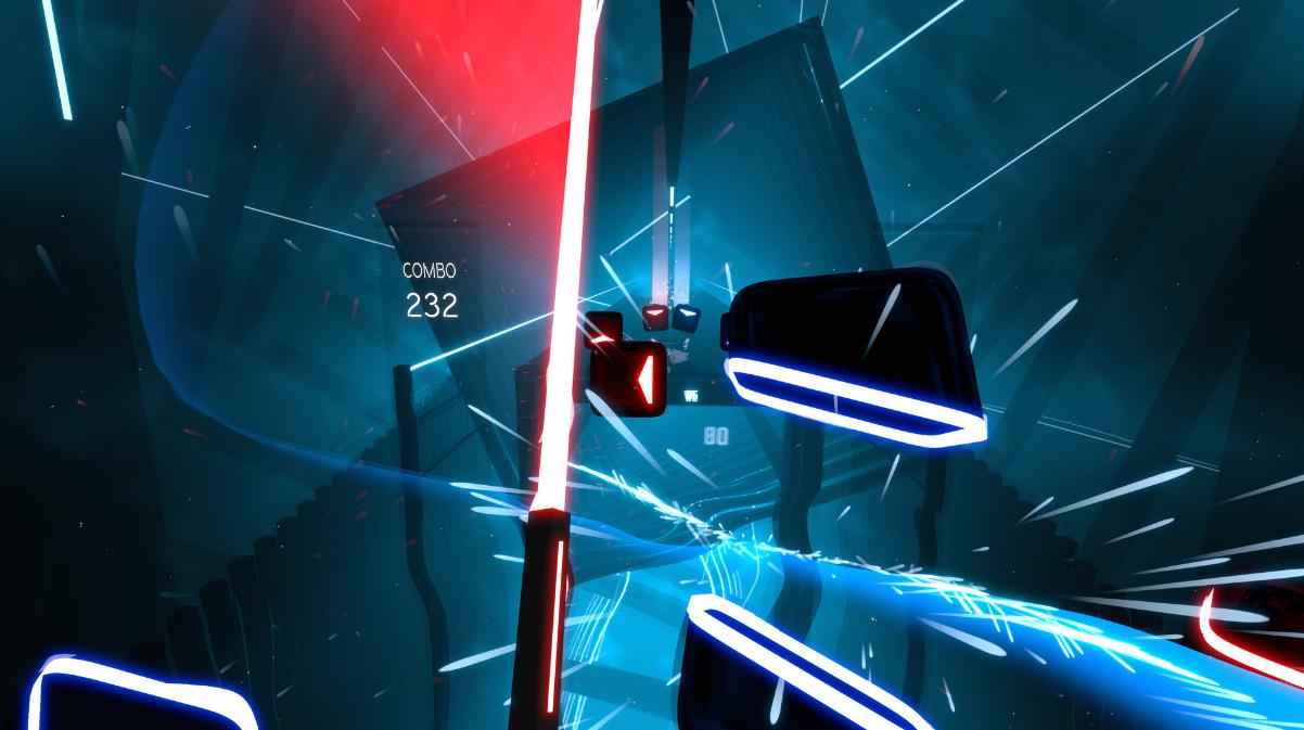 VR音游《Beat Saber》今天上线了
