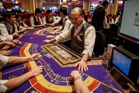 概率屠宰场——我在赌城澳门的一天