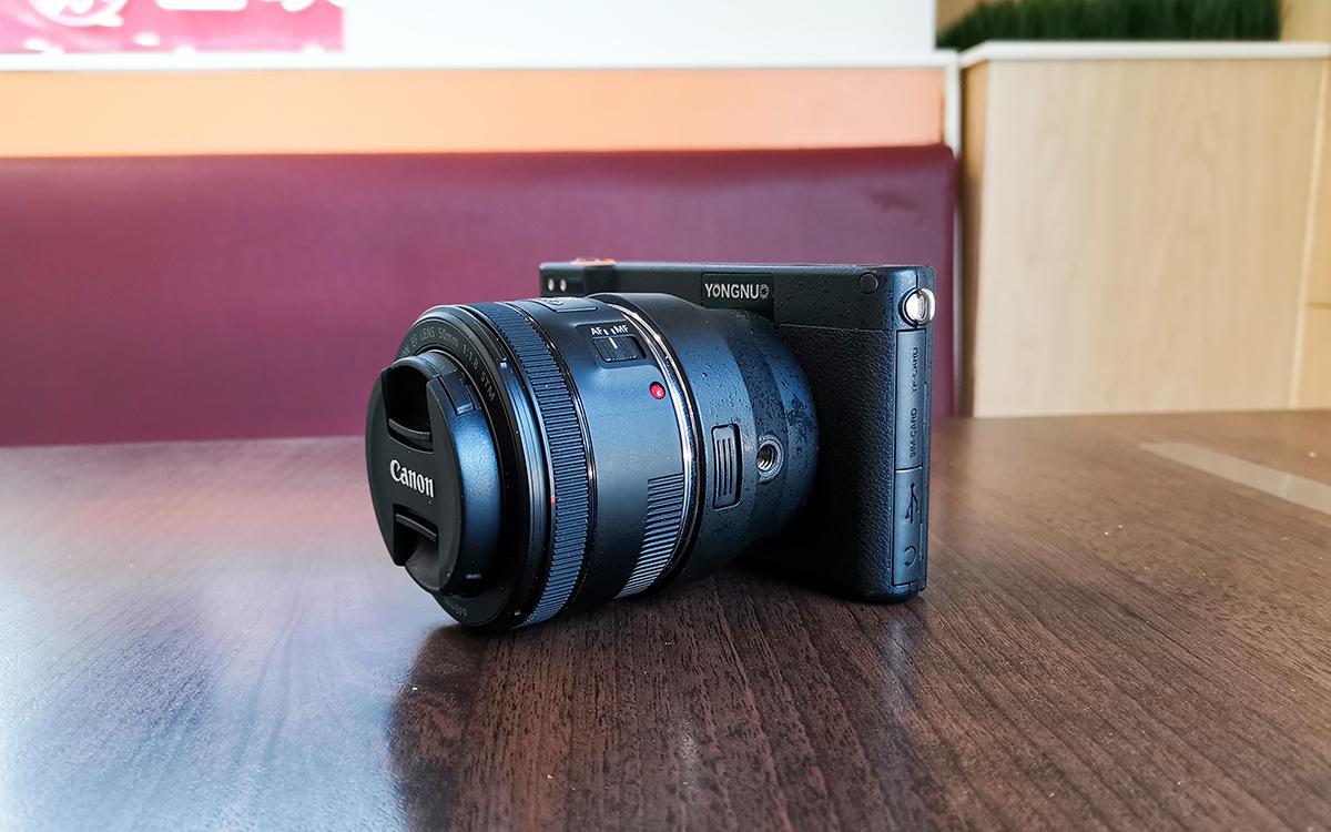 噱头or黑科技?手机与单反镜头的结合体,智能相机你用过吗