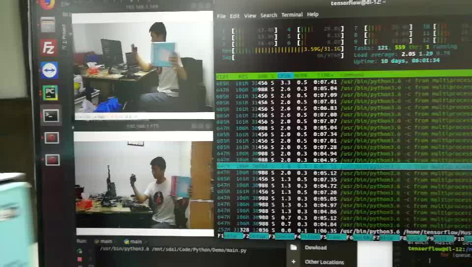 读取多个(海康\大华)网络摄像头的视频流(使用opencv-python),解决实时读