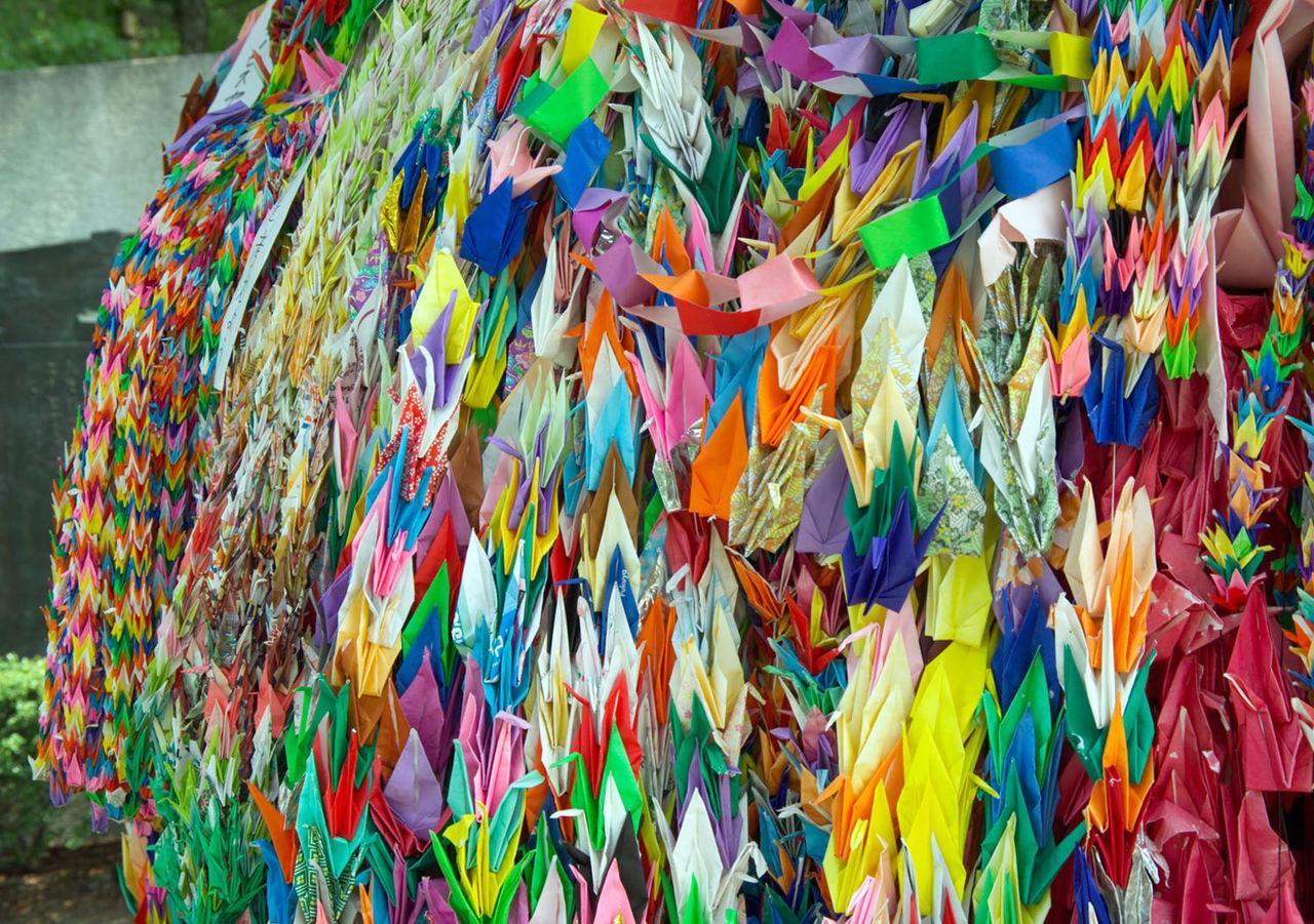 「千纸鹤」是什么意思?是一千只纸鹤的意思吗